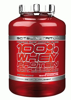 100% Whey Protein Professional - med vanilka, 2350 g