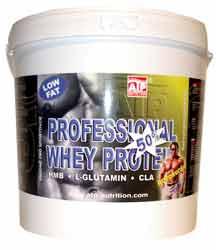 Professional Whey Protein 50% 1 000 g - vanilka, 1000 g