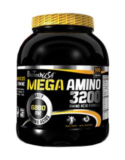 Mega Amino 3200 - , 100 tablet