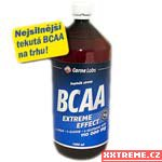 Mega BCAA Extreme effect - 500ml - citron, 500 ml