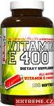Vitamin E 400 - , 100 gelových tobolek