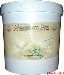 Premium Pro - 4000 g - vanilka, 4000 g