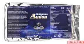 Amino 3850 - 850 tablet bag - ekonomické balení - , 850 tablet