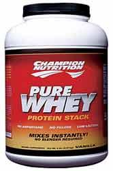 Pure Whey Protein Stack - 2200 g - vanilka, 2200 g