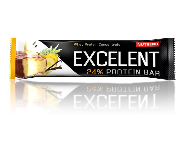 Excelent Protein Bar - citron-tvaroh-malina, 85 g