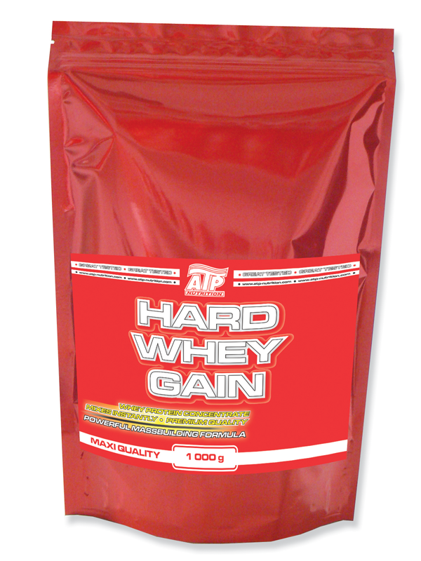Hard Gain Whey - banán