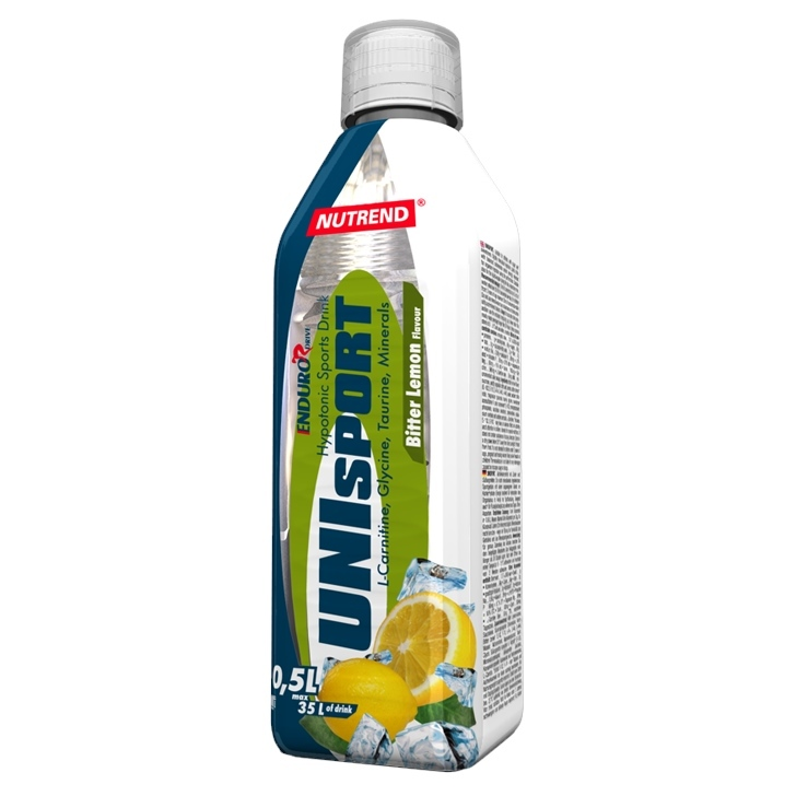 Unisport 500ml - citron, 500 ml