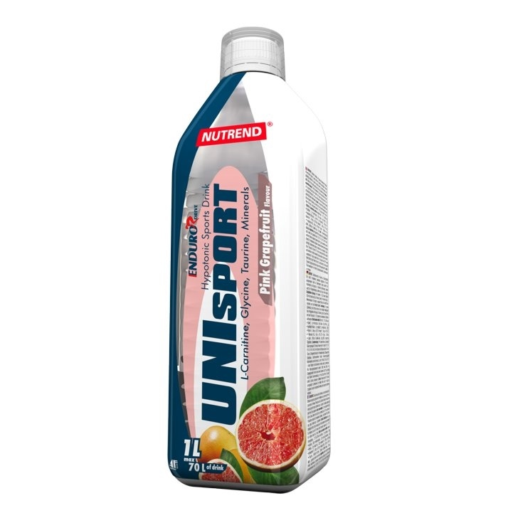 Unisport 1000ml - višeň, 1000 ml