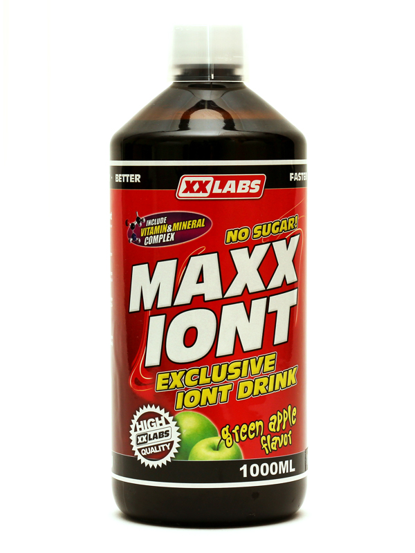 Maxx Iont - citron, 1000 ml