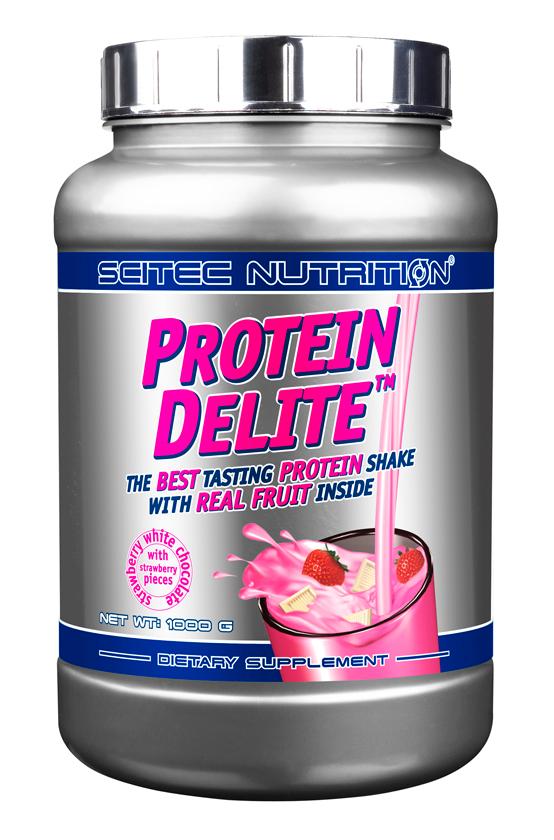 Protein Delite - ananas - vanilka, 500 g