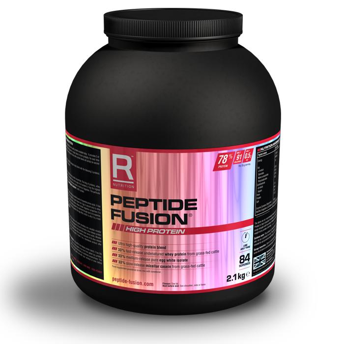Peptide Fusion - jahoda