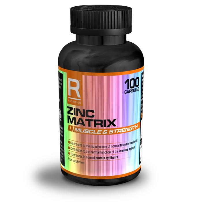 Zinc Matrix - , 90 kapslí