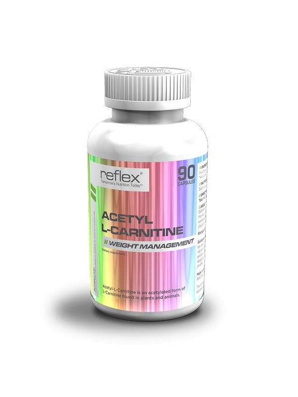 Acetyl-L-Carnitine - , 90 kapslí
