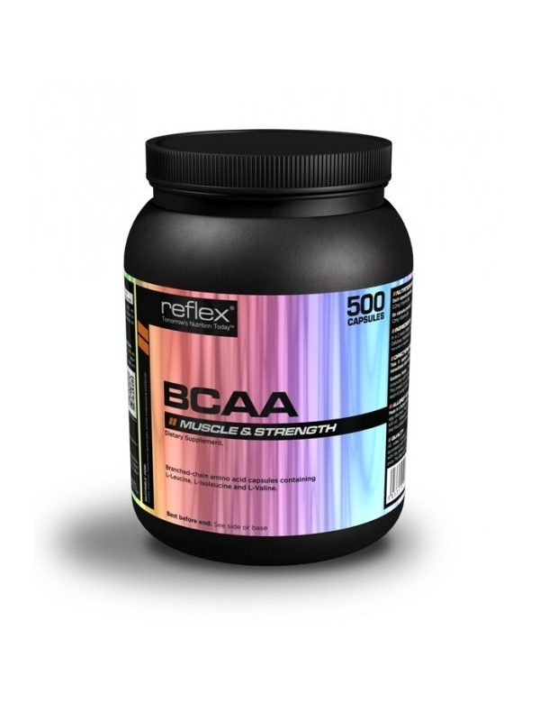 BCAA ENERGY - tropical, 330 ml