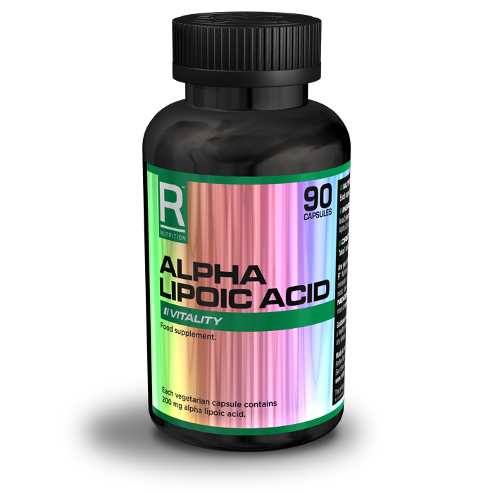 Alpha Lipoic Acid - , 90 kapslí