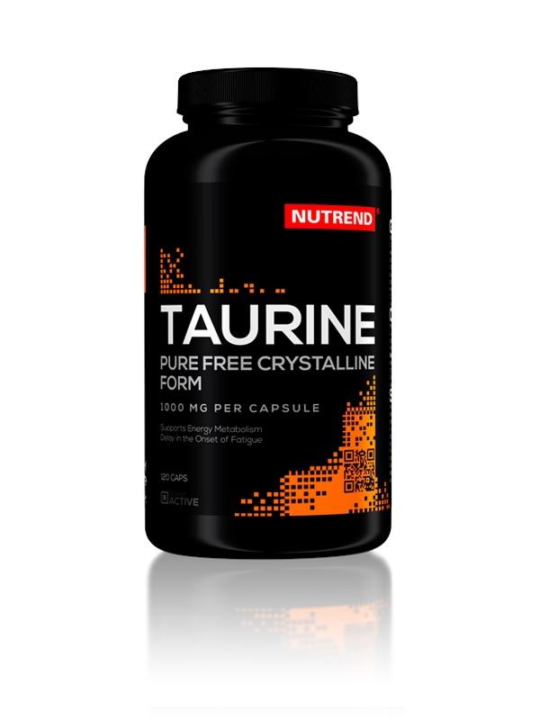 Taurine - , 120 kapslí
