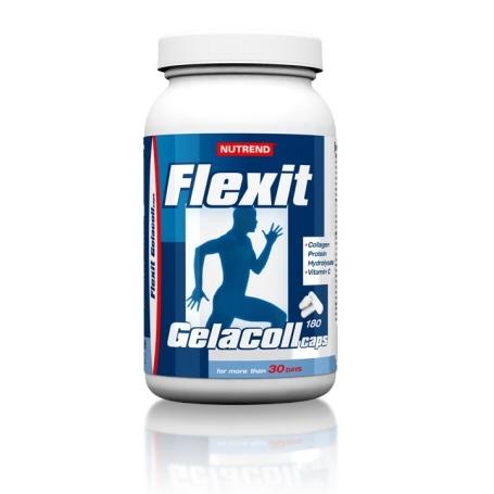 Flexit Gelacoll - , 180 kapslí