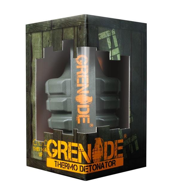 Grenade Thermo Detonator - , 100 kapslí + Blistr Grenade BLACK OPS