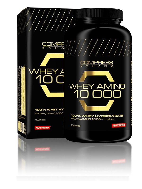 WHEY AMINO 10 000 - , 100 tablet