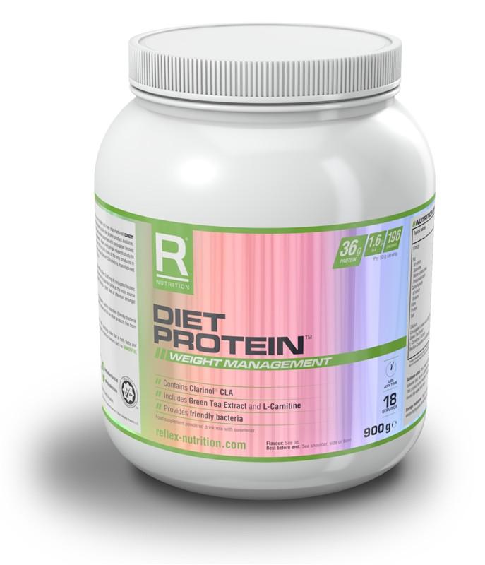 Diet Protein - vanilka