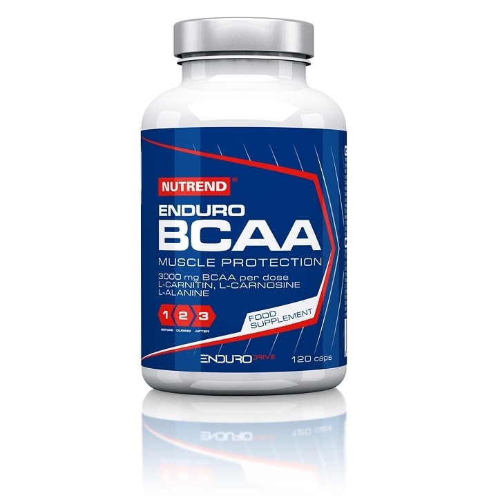BCAA ENERGY MEGA STRONG POWDER - pomeranč