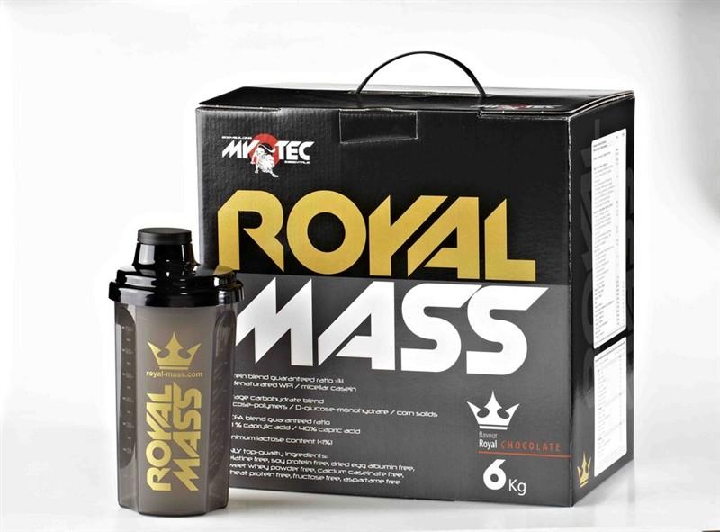 Royal Mass + shaker zdarma - čokoláda, 6000 g