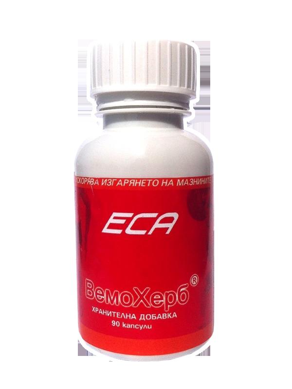 VemoHerb ECA - , 90 kapslí