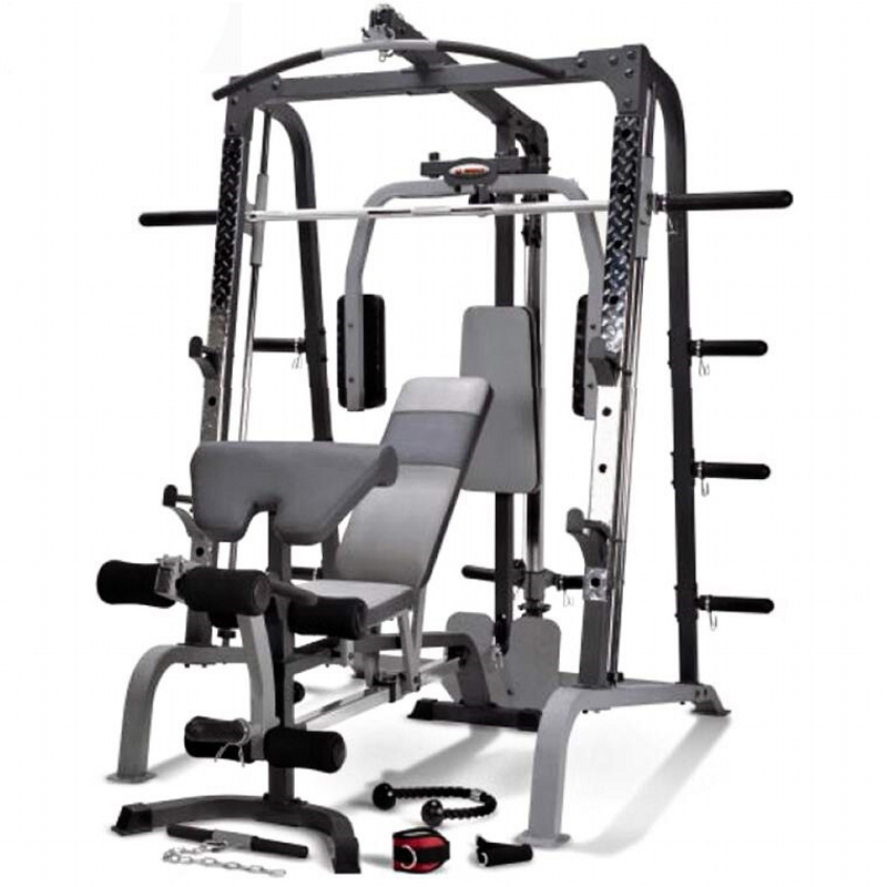 Posilovací stroj ARSENAL Smith machine MC4000 - , 1 ks