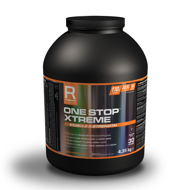 One Stop Xtreme 4,35kg - cookies cream, 4350 g