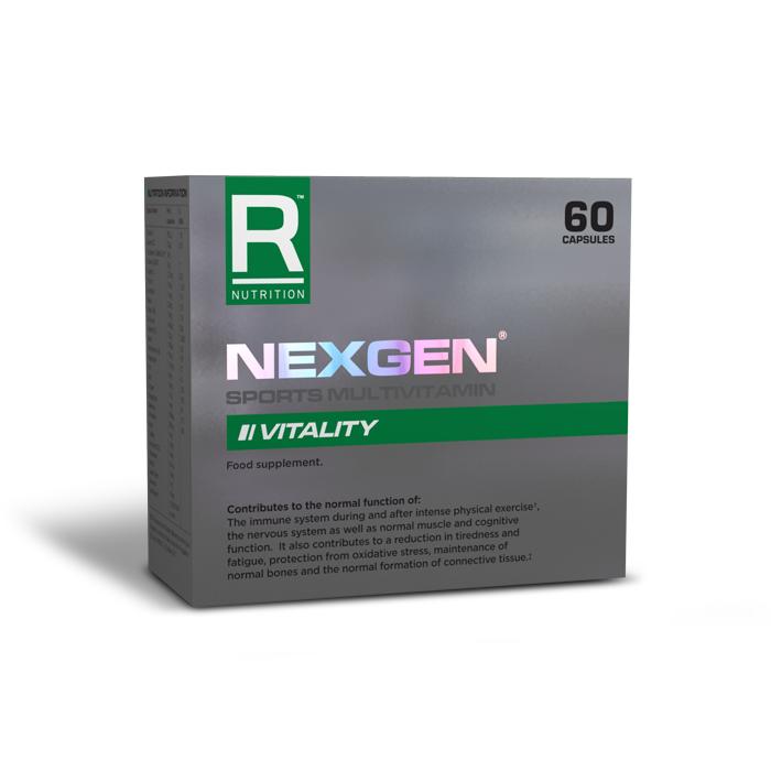 Nexgen - , 60 kapslí