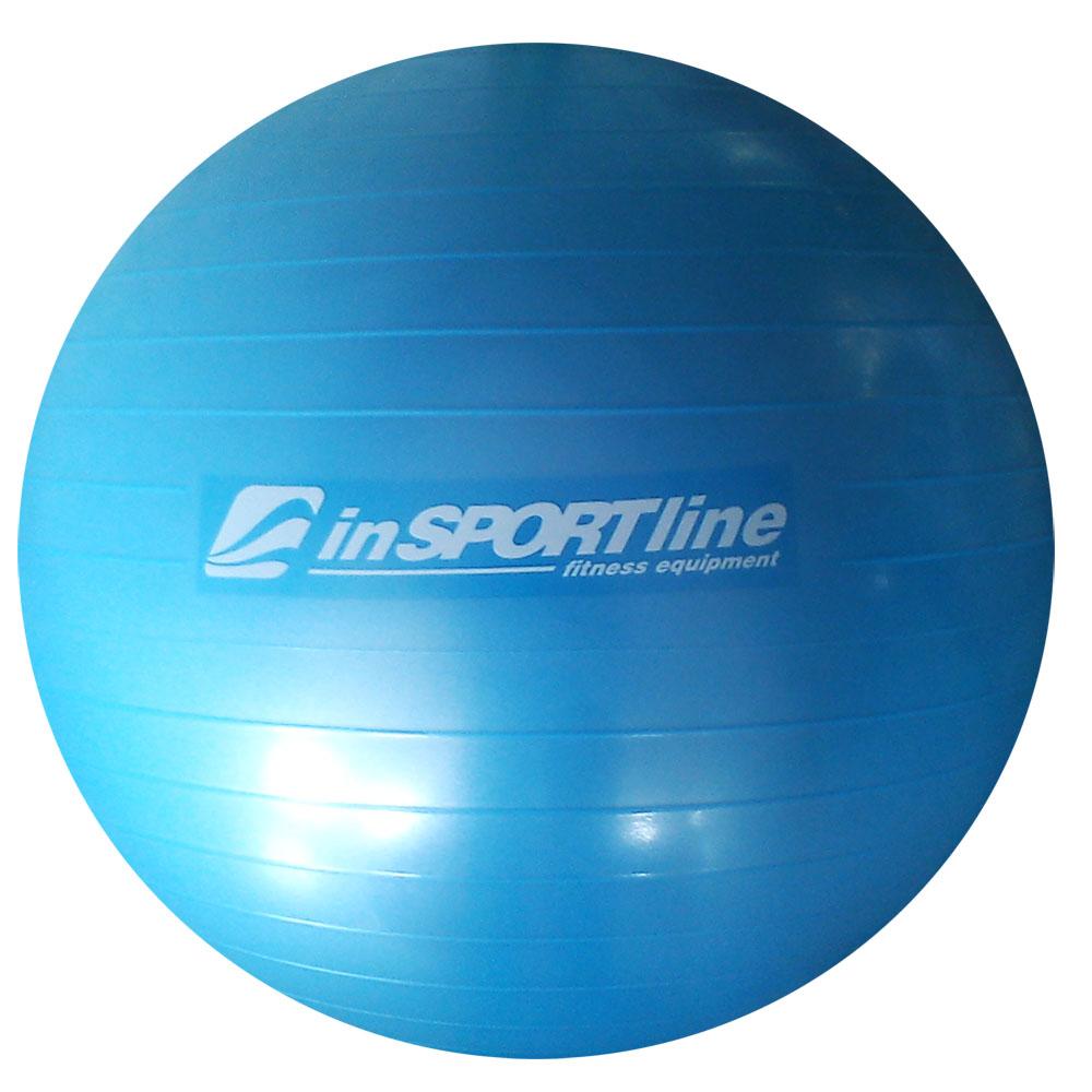 Gymnastický míč inSPORTline Top Ball - červená, 65 cm