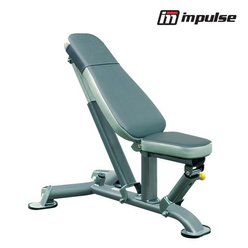 Posilovací lavice polohovací IMPULSE IT7011 - , 1 ks