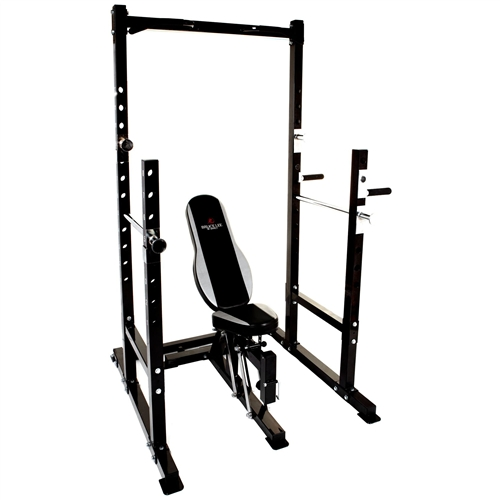 POWER RACK z kolekce DRAGON - BRUCE LEE by Marcy - , 1 ks