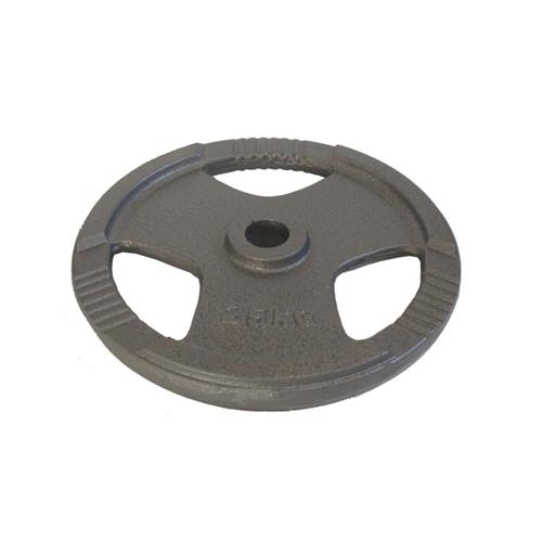 Kotouč litinový TRI GRIP, otvor 50mm - 20 kg, 1 ks