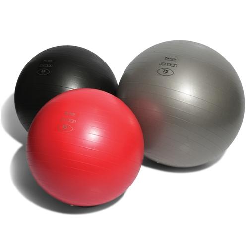 FIT Ball Pro - 55 cm- červený, 1 ks
