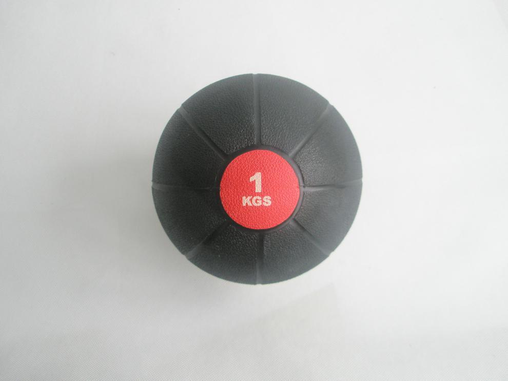 Míč MEDICINÁLNÍ - plast - , 3 kg
