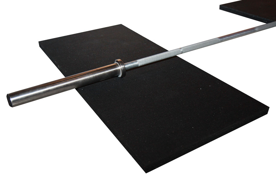 XXTREME FITNESS FLOOR 8 - sportovní podlaha - černá, 1 kus - 95