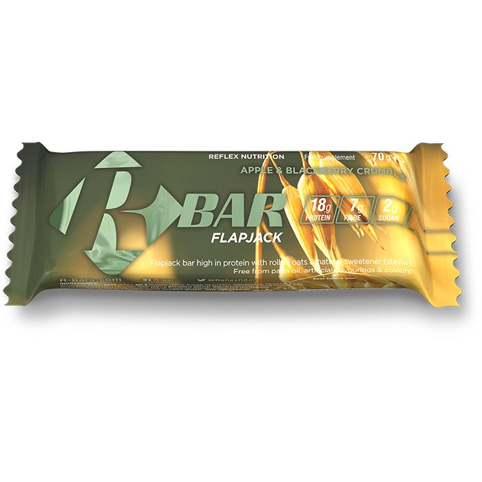 R-Bar Flap Jack 70g - javorový sirup, 70 g