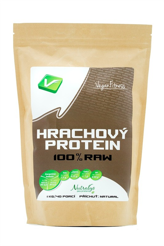 Hrachový Protein - , 1 kg