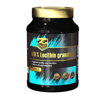 100% Lecithin Granulate 400g - , 400 g