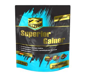 Superior Gainer - čokoláda, 1000 g