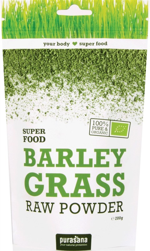 Barley Powder BIO 200g - 200 g, 1 ks