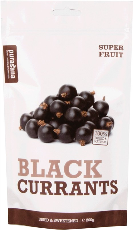 Black Currants 200g - 200 g, 1 ks