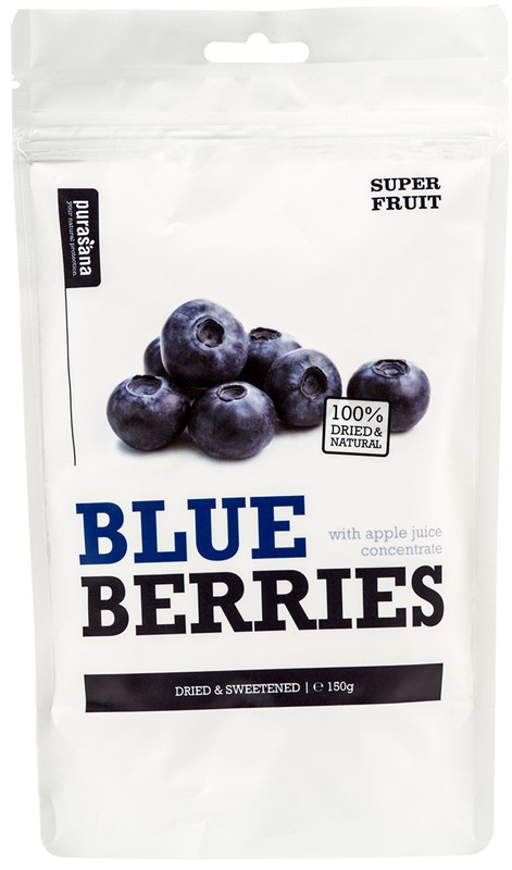 Blueberries 150g - 1 ks, 150g