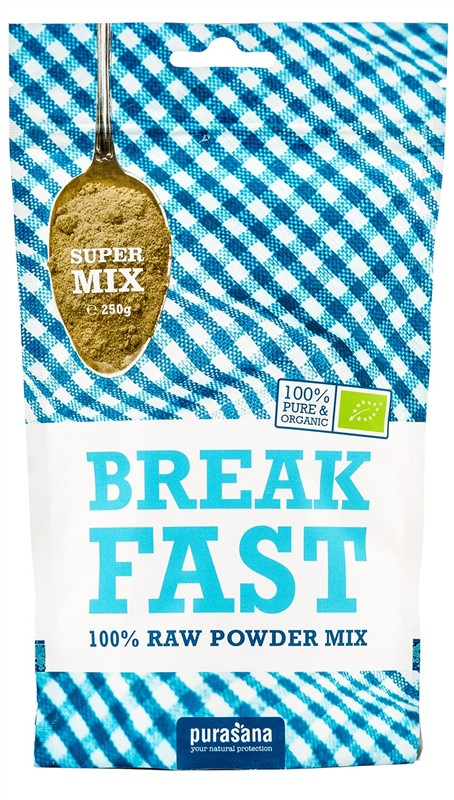 Breakfast Mix BIO 250g - 1 ks, 250 g