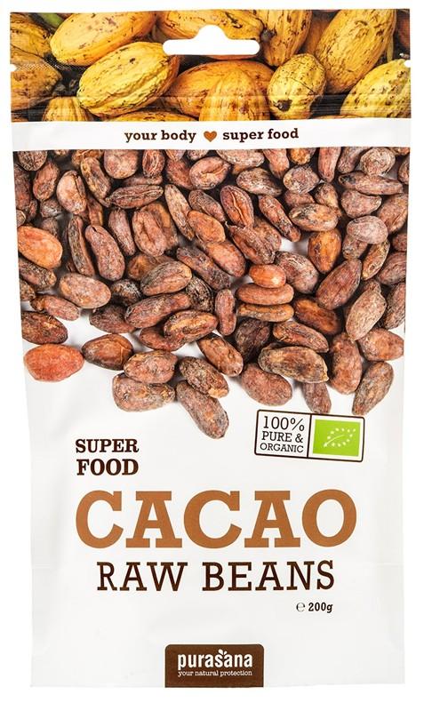Cacao Beans BIO 200g - 1 ks, 200 g