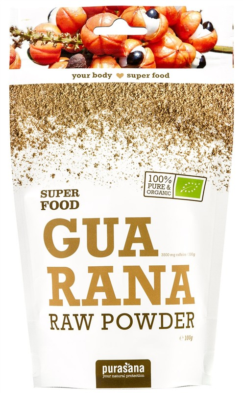 Guarana Powder BIO 100g - 1 ks