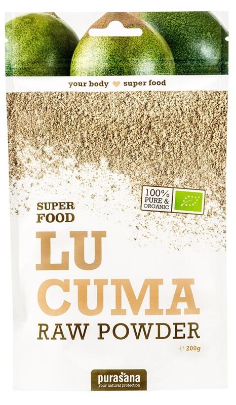 Lucuma Powder BIO 200g - 1 ks, 200 g