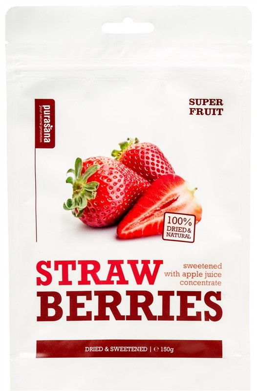 Strawberries 150g - 1 ks