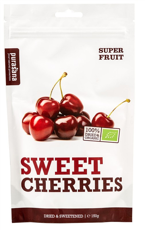 Sweet Cherries BIO 150g - 1 ks, 150g
